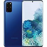 Samsung Galaxy S20+ Plus 5G Enabled 128GB Aura Blue (Factory Unlocked for GSM & CDMA, 6.7 Inch Display, U.S. Warranty) SM-G98