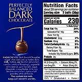 Lindt LINDOR Dark Chocolate Truffles, Dark