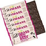 DNX Bar - Grass Fed Beef Dark Cacao Cherry Coconut Paleo Protein Bar Whole30 Approved. Epic Taste with Organic Fruits and Veggies. NO Preservatives (6 Bars)