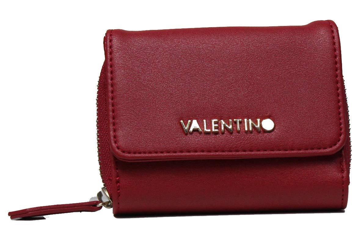 Valentino Handbags VPS319102 Ready Rosso Cartera de Mujer en ...