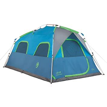 Coleman C&ing 8 Person Instant Signal Mountain Tent  sc 1 st  Amazon.com & Amazon.com : Coleman Camping 8 Person Instant Signal Mountain Tent ...