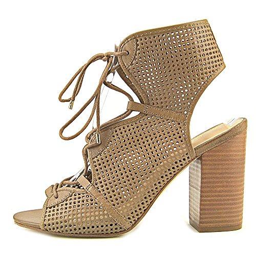 Aldo Heeled Alicya Taupe Sandal Women's SqSprOA