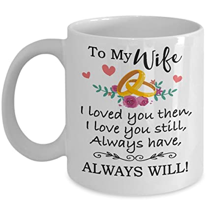 Amazon Com Valentine S Day Gift For Wife To My Wife Love You