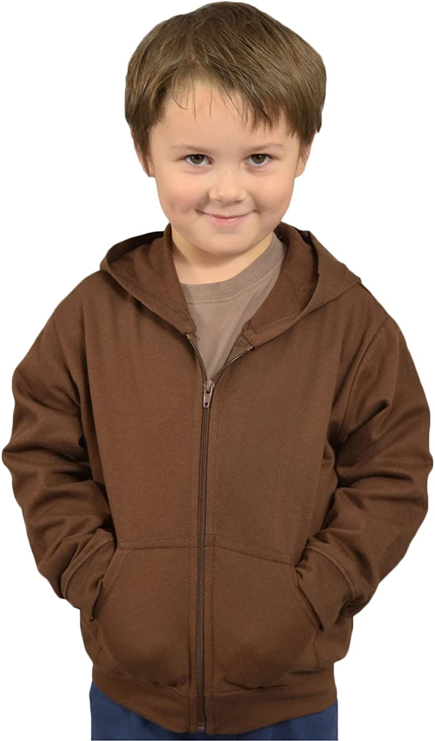 Monag Infant Fleece Jacket With Hoodi