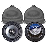 """Hogtunes 362F-RM Front Speaker (Replacement Gen 3 6.5"""" for 2014-2016 Harley-Davidson Touring Models)"""