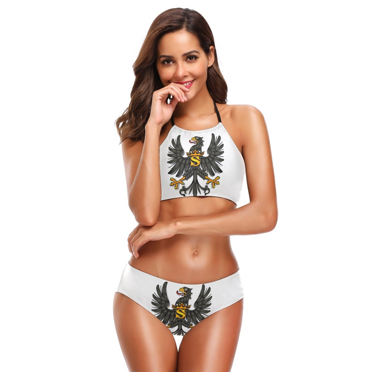 Beach bikini black girl gold woman consider, that