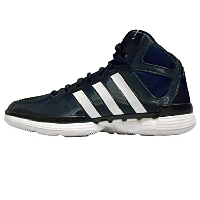 adidas Promodel Women s Basketball Shoe (A050) Navy Blue 52a2a9bad