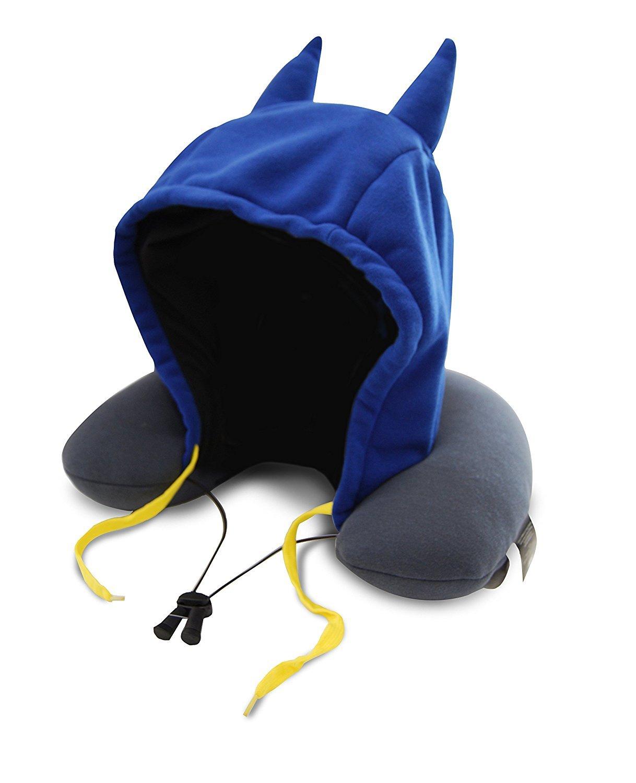 Batman Hooded Neck Pillow BBDesign