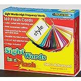 ETA hand2mind 65501 Sight Words in a Flash Advanced Flash Card Set