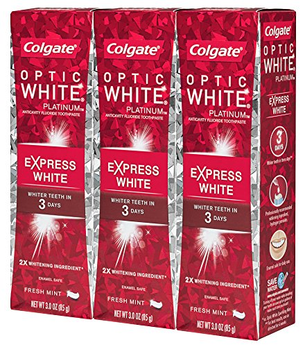 Colgate Optic White Express White Whitening Toothpaste - 3 ounce (3 Pack) by Colgate (Image #11)
