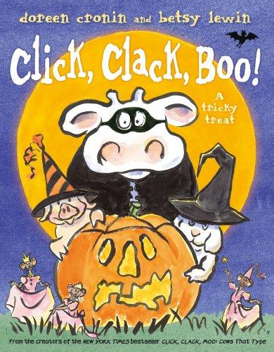 Click, Clack, Boo!: A Tricky Treat (A Click, Clack Book)