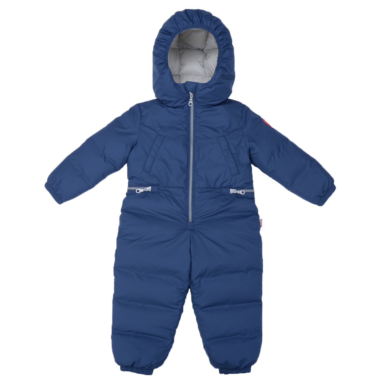 Nanny McPhee Baby Snowsuit Winter Baby Boys Girls Snuggly Bunny Bunting Kids Puffer Jumpsuit 8-12 months/1-7 Years Old