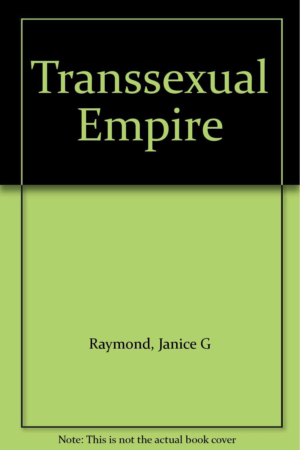 Empire making male she transsexual