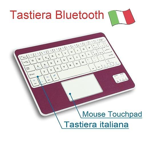 18 opinioni per Besmall Tastiera Bluetooth Wireless per