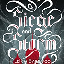 Siege and Storm Audiobook by Leigh Bardugo Narrated by Lauren Fortgang