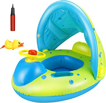 Baby Schwimmring,Baby Float schwimmreifen,Aufblasbarer schwimmreifen Kleinkind,Baby schwimmring mit schwimmsitz,Float Kinder Schwimmring,Aufblasbare Schwimmen,Kinder Schwimmreifen Spielzeug