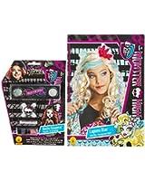 Rubies Monster High Lagoona Blue Wig and Skelita Calaveras Make Up Set