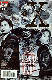 X-Files #8 Silent Cities of the Mind