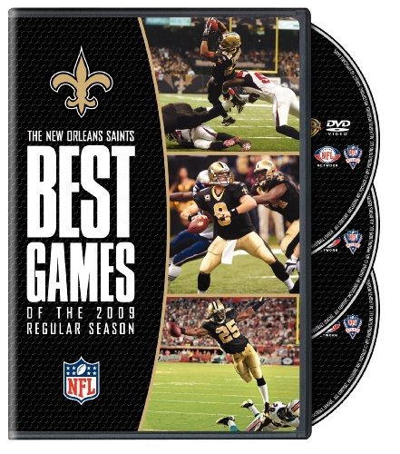 New Orleans Shopping (NFL New Orleans Saints: Best Games of the 2009 Regular)