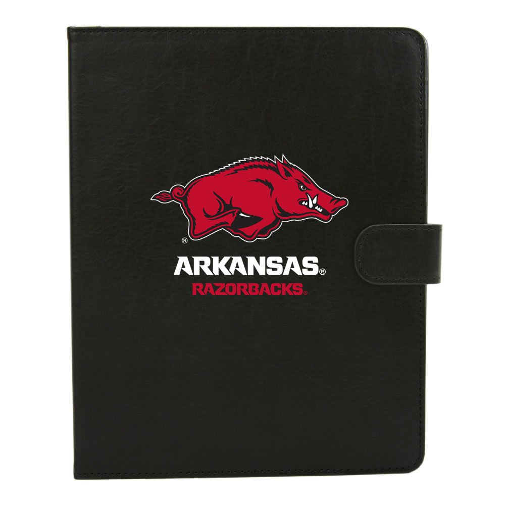 Guard Dog NCAA Arkansas Razorbacks Alpha Folio Case for iPad 2/3, One Size, Black