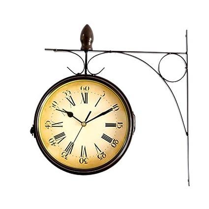 Paddington Reloj Pared Vintage Diseño Estacion De Tren Siglo Xix