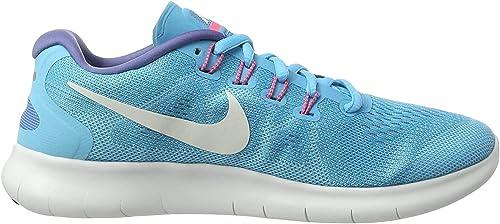 NIKE Free Run 2017, Zapatillas de Entrenamiento para Mujer: Amazon ...