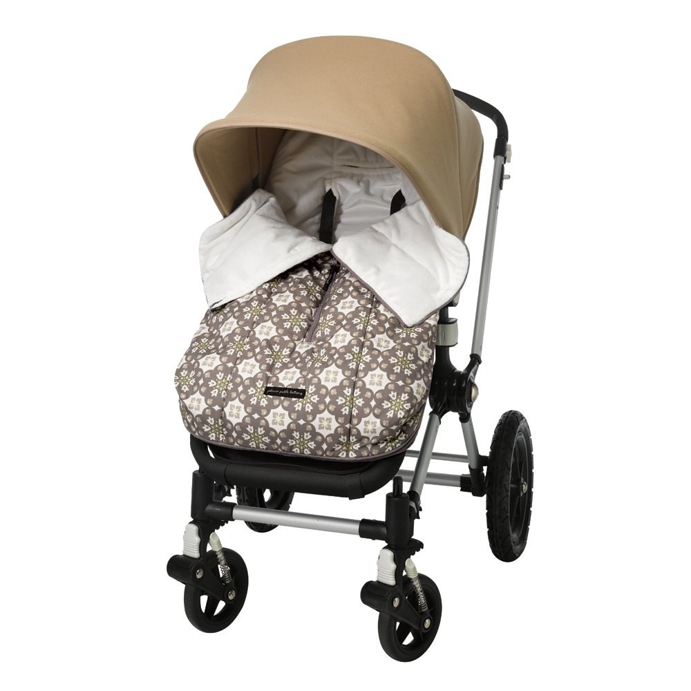 Petunia Pickle Bottom Stroller Bunting Bag Misted Marseille SRPO-00-250
