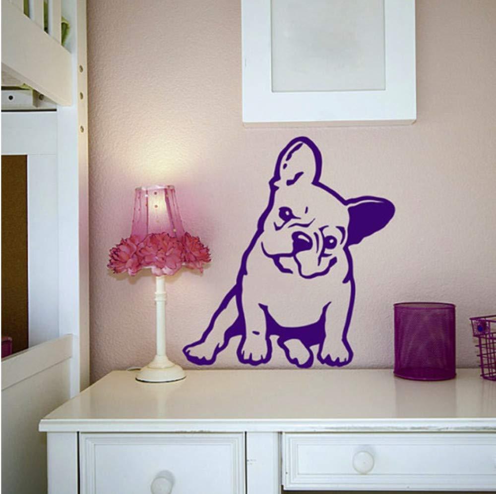 Pbbzl Perro Para Mascotas Tatuajes De Pared Bulldog Francés ...