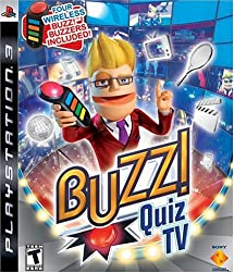 Buzz! Quiz TV - Playstation 3