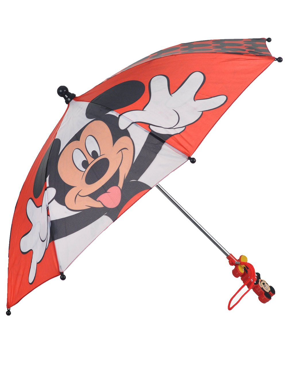 Mickey Mouse I'm Here! Umbrella - red, one size