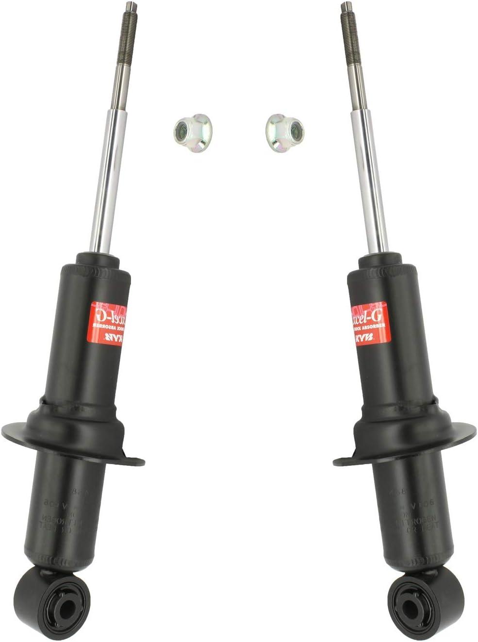 Pair Set of 2 Front KYB Excel-G Suspension Struts For Nissan Pathfinder 2005-2012 Xterra 2005-2015