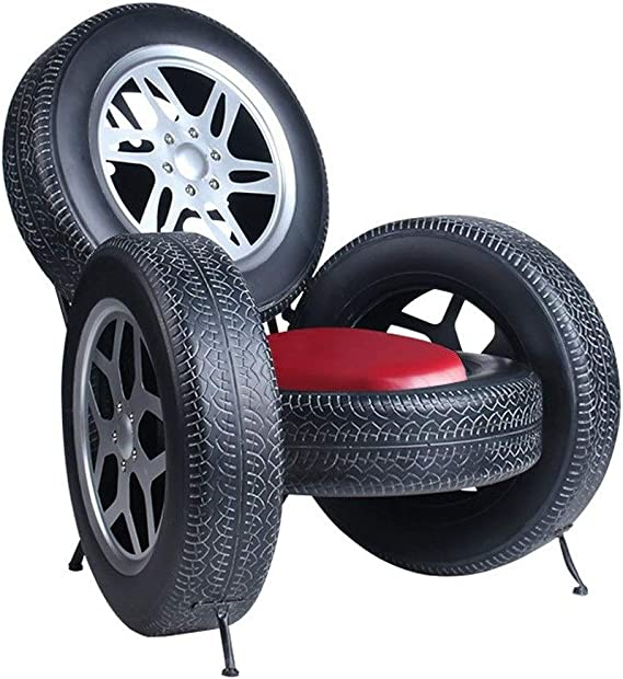 Coffee Tables From Rubber Car Tyres