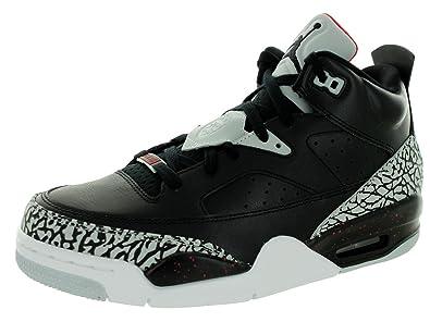 Cheapest Sale Jordan Basketball Shoes Men's Grey/Vibrant Yellow-Black-Pure A2270297