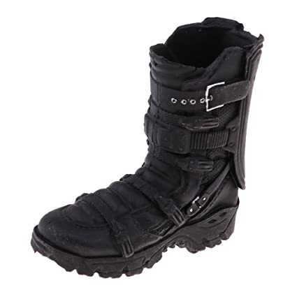 """Boots Shoes Tactical For 12/"""" Phicen Figures 1 Pair Gift 1//6 Scale High Quality"""