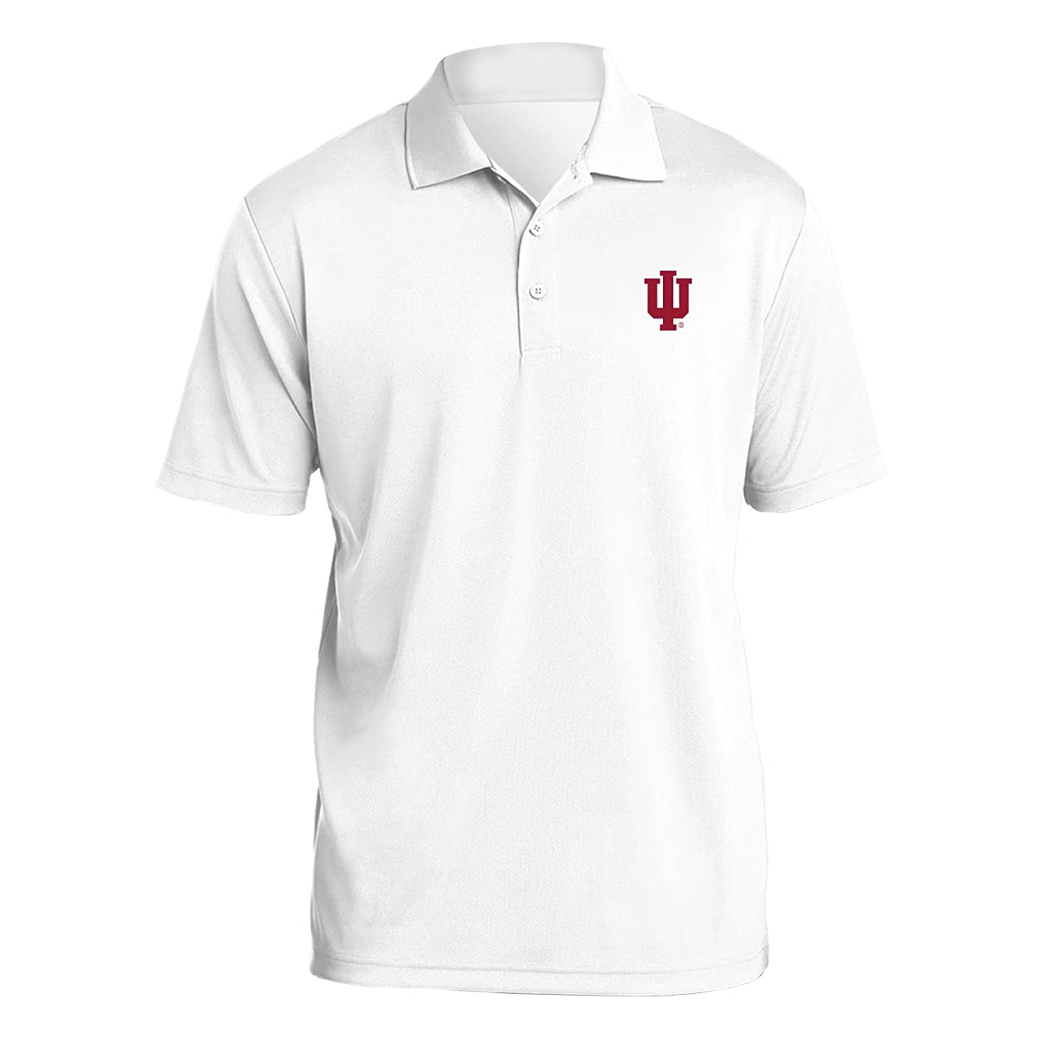 UGP Campus Apparel NCAA Primary Logo, Team Color Polo, College, University