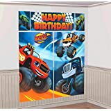 Blaze and the Monster Machines Wall Decoration Kit