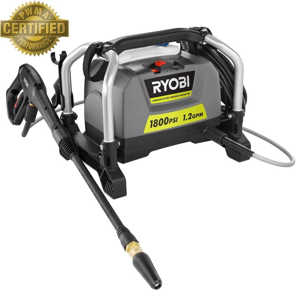 1,800 psi 1.2 GPM Electric Pressure Washer 61OO6aH1I1LSL1000_