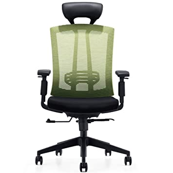 Amazoncom CMO 24 Hour High Back Ergonomic Office Chair with Tilt