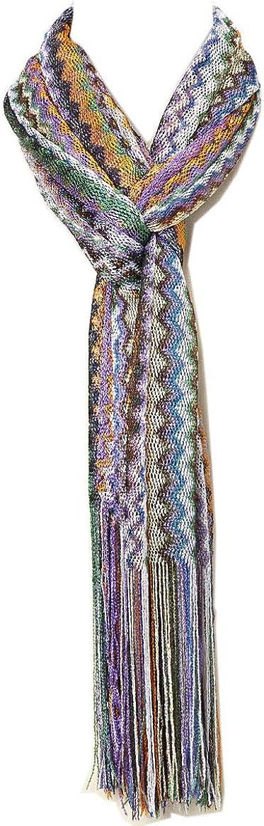 Women's Skinny Lace Cotton Vintage Scarf