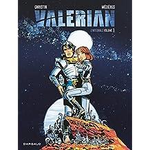 Valérian - Intégrales - Tome 1 - Valérian - intégrale tome 1