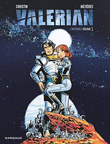 valérian - intégrales - tome 1 - valérian - intégrale tome 1 french edition
