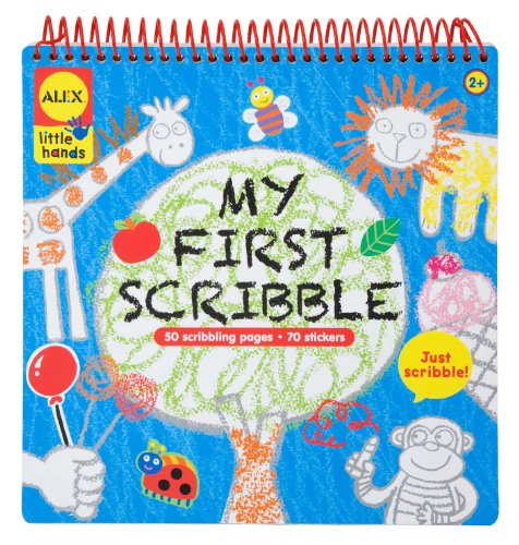ALEX Toys - Early Learning First Scribble - Little Hands 1502