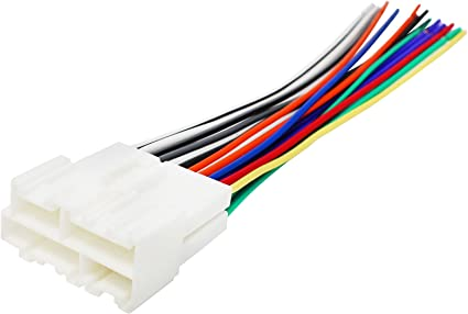 Amazon.com: Replacement Radio Wiring Harness for 2002 GMC Sierra 1500 Base  Extended Cab Pickup 4-Door 5.3L - Car Stereo Connector: Car ElectronicsAmazon.com