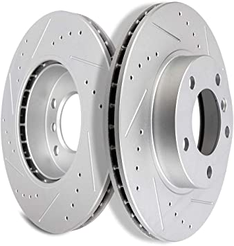 1995 1996 1997 1998 1999 BMW 318Ti OE Replacement Rotors Ceramic Pads F