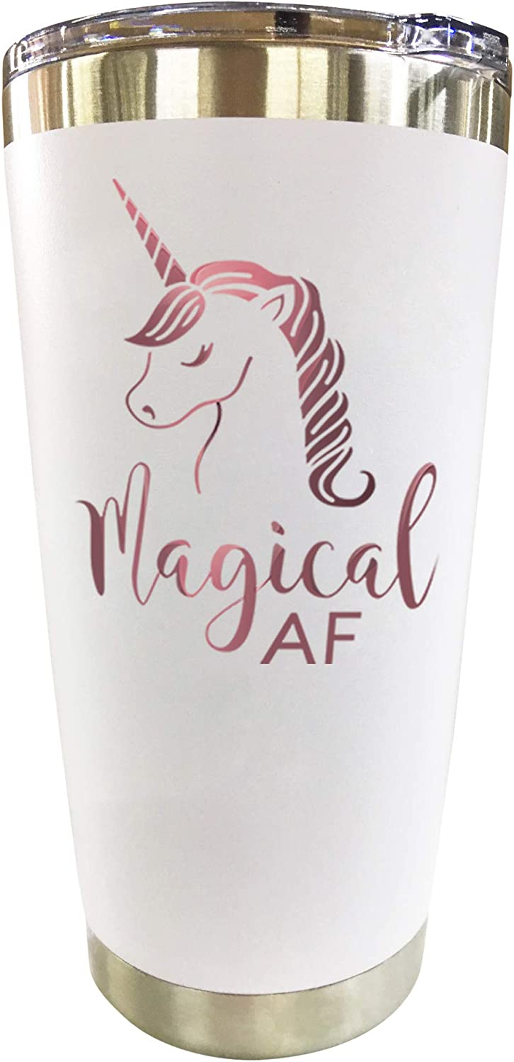 Funny I/'m A F-cking Unicorn Sports Drinks Water Bottle