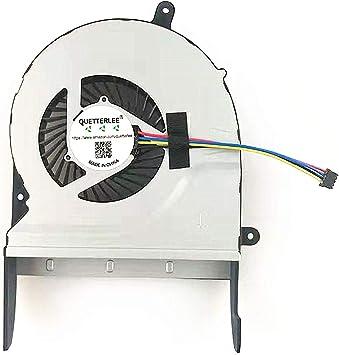 For ASUS G551 G551J G551JK G551JM GL551 GL551J GL551JM N551 N551J N551JK CPU Fan