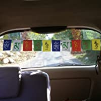 VRCT Tibetian Buddhist Prayer Flags For Car
