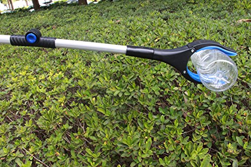 COJOY 32'' Folding Rotating Reacher Grabber Pickup Tool Extra Long Handy Mobility Aid Foldable Handy Arm Extender Makes for Trash Pick Up, Litter Picker, Garden Nabber, Disabled by COJOY (Image #8)