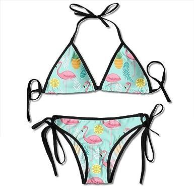 Amazon.com: Audarey Rus - Conjunto de bikini para mujer con ...