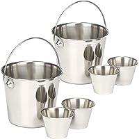 COM-FOUR® 2x snack bowl con dip bowl